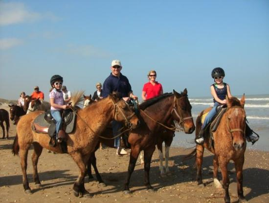 Horseback Riding on the Beach - Island Adventure Park